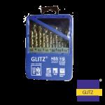Glitz-HSS-M2-Drill-Bits-Set-19pcs-mm