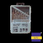 Glitz-HSS-M2-Drill-Bits-Set-21pcs-inches